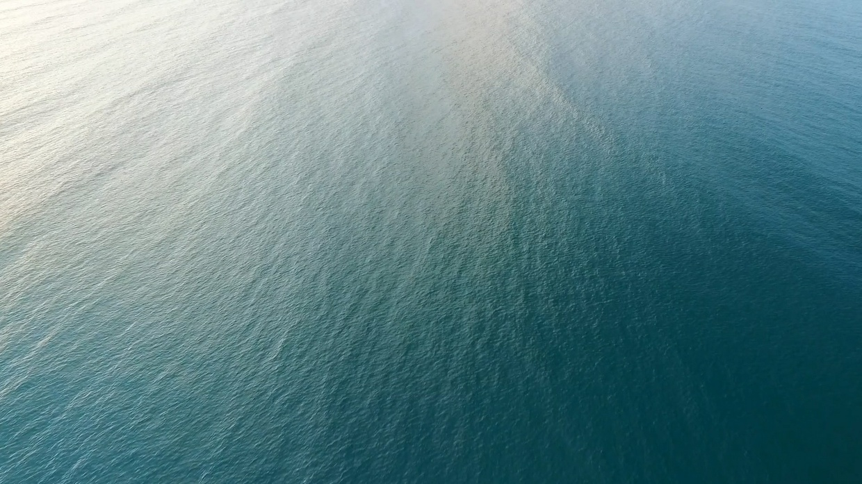 Motion Video Background - Ocean Surface