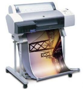 EPSON Stylus PRO 7000 Color Large Format Inkjet Printer Service Repair Manual