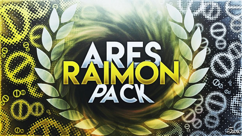 Inakuni Raimon (Ares) Custom Textures Pack