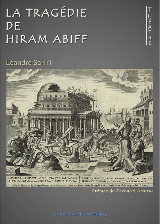 La tragédie de Hiram Abiff (eBook - Kindle and ePub formats)