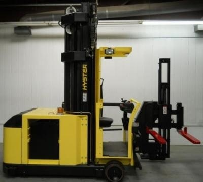 Hyster Man-Up Turret Trucks A465 Series: C1.8X (V40XMU) Spare Parts List