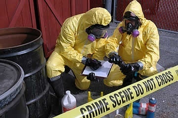 Residential & Commercial Meth Lab Inspection Cert Course Online E-book Training