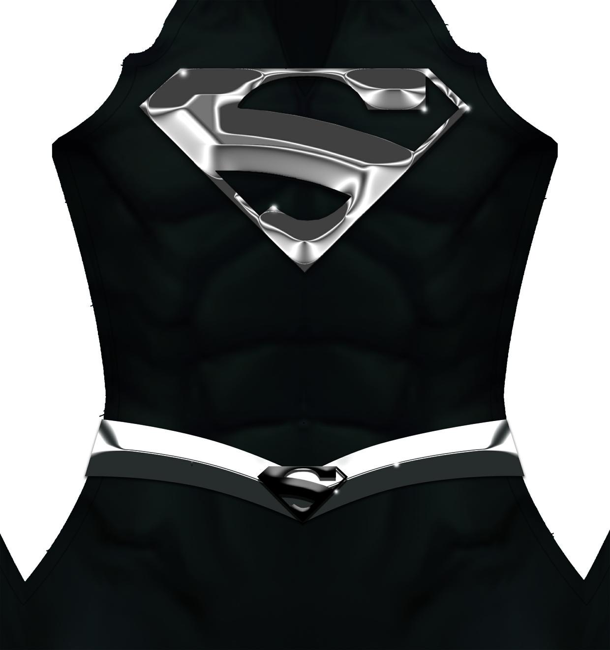 Superman Resurrection Dye-Sub Pattern