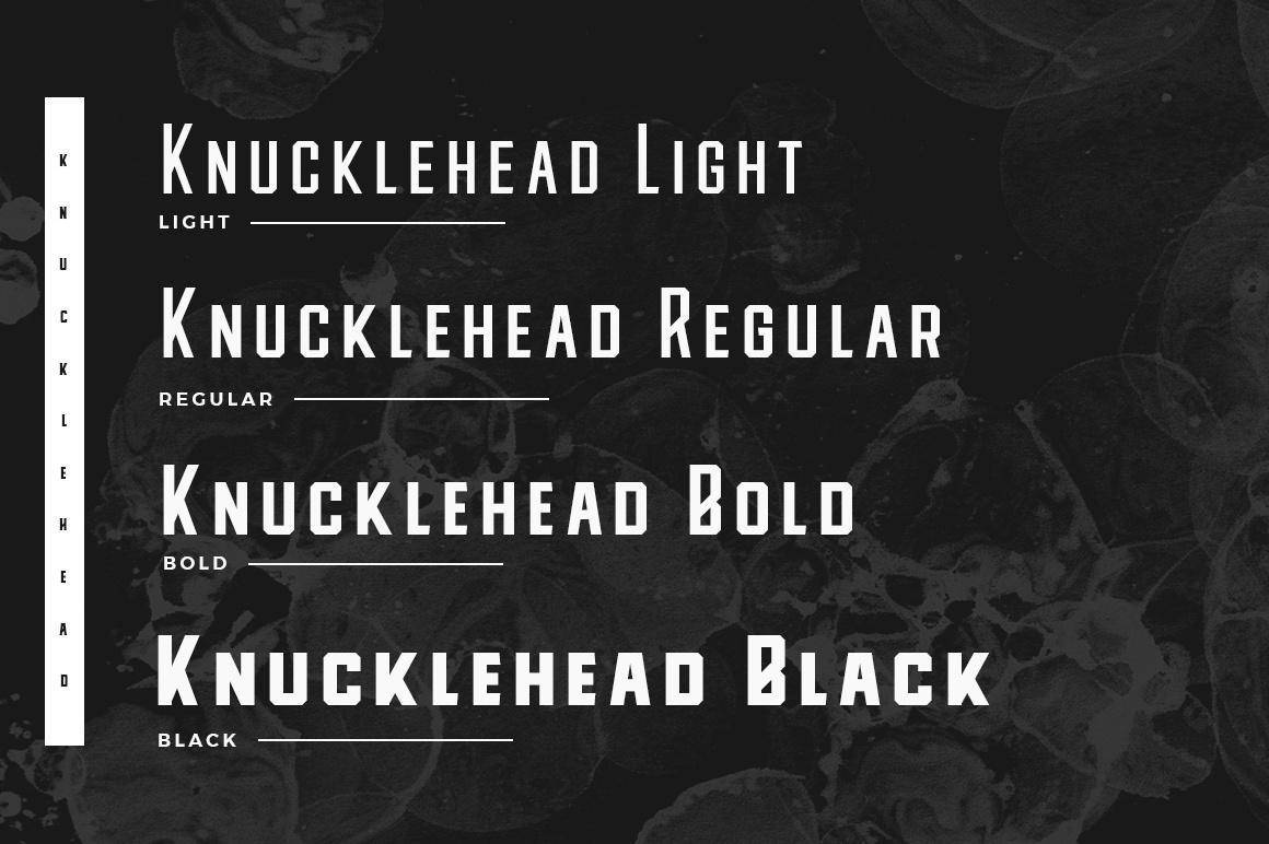 Free Knucklehead