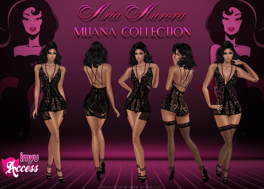 Mijana Collection GA&AP.Resell Right!