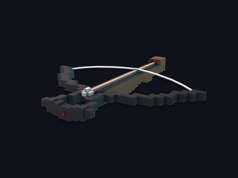 Minecraft Crossbow Rig (C4D)