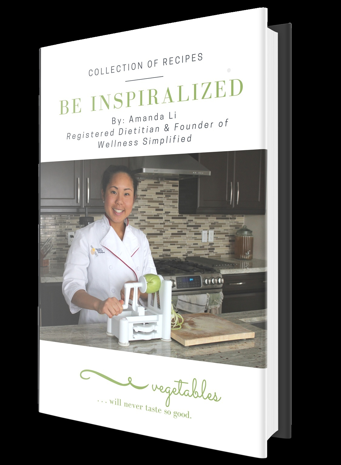 Be Inspiralized Recipe E-Book