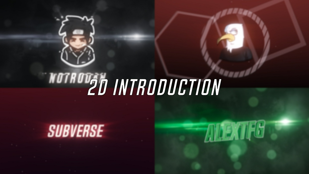 2D Introduction!