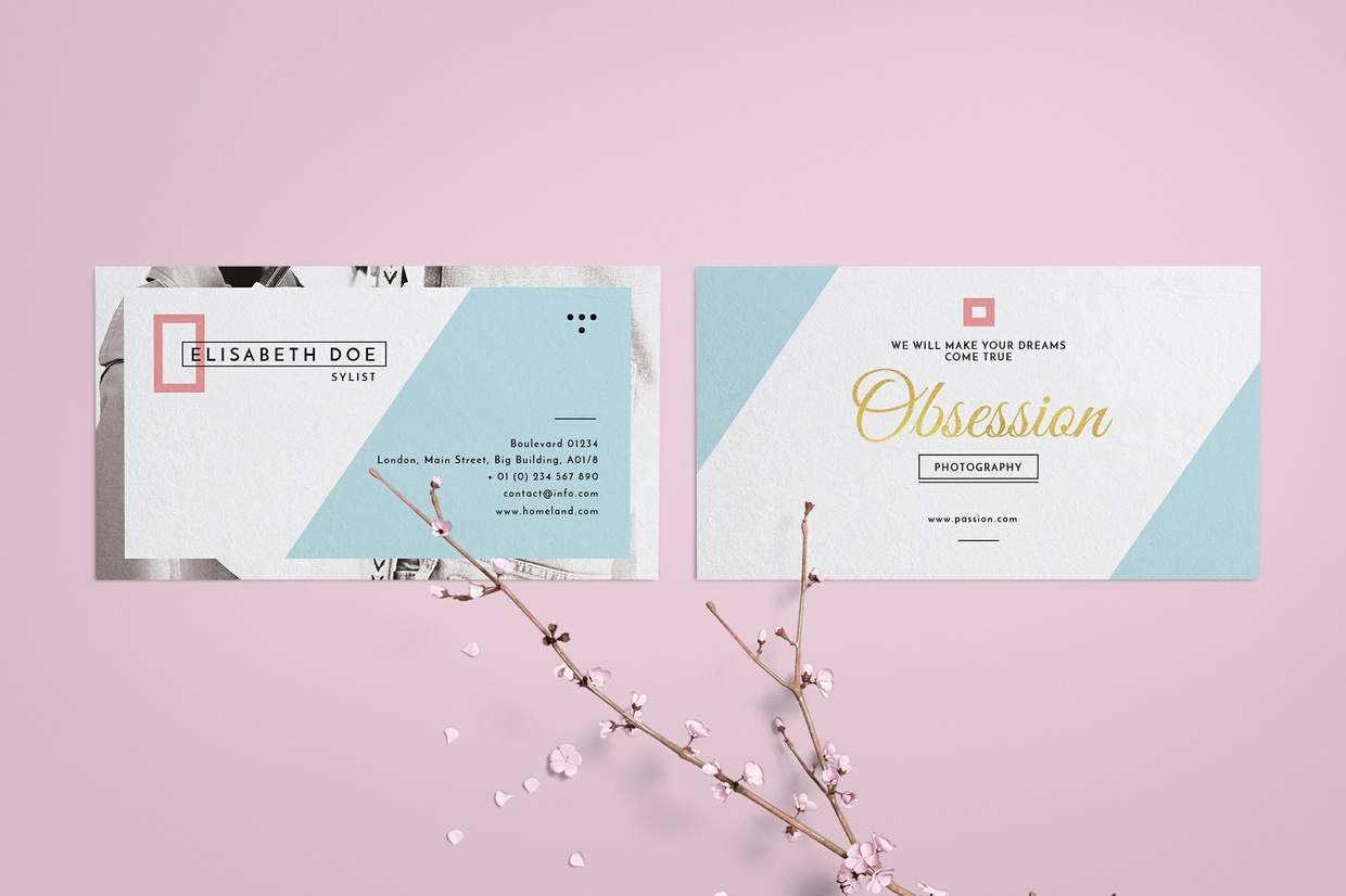 Stylize Business Card Collection