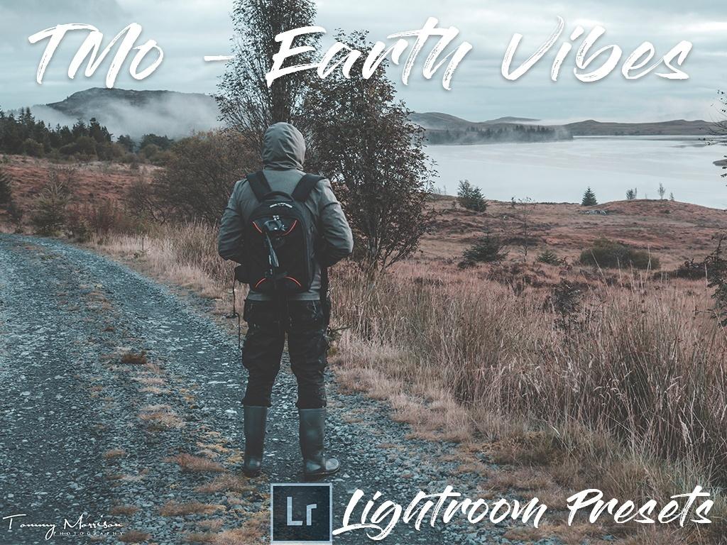 TMo Earth Vibes - Lightroom Preset