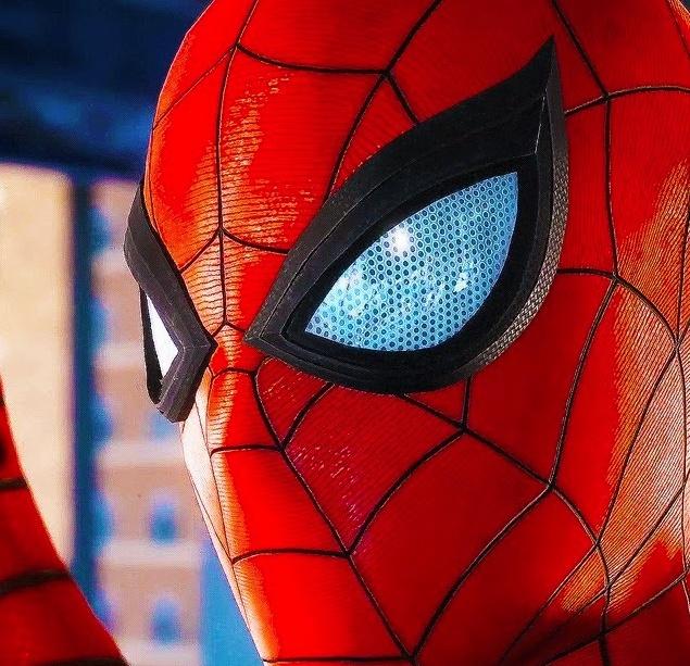 Spider-Man PS4/Insomniac Lens Frames