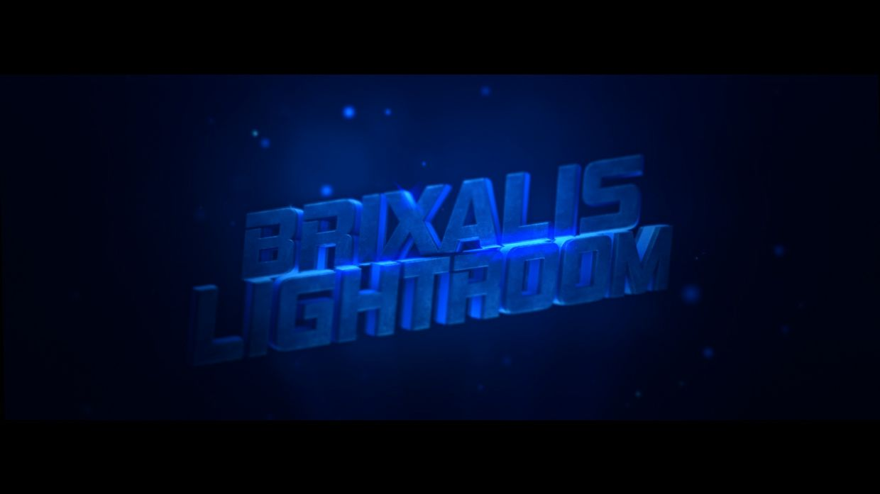 Brixalis Lightroom + MaterialPack!
