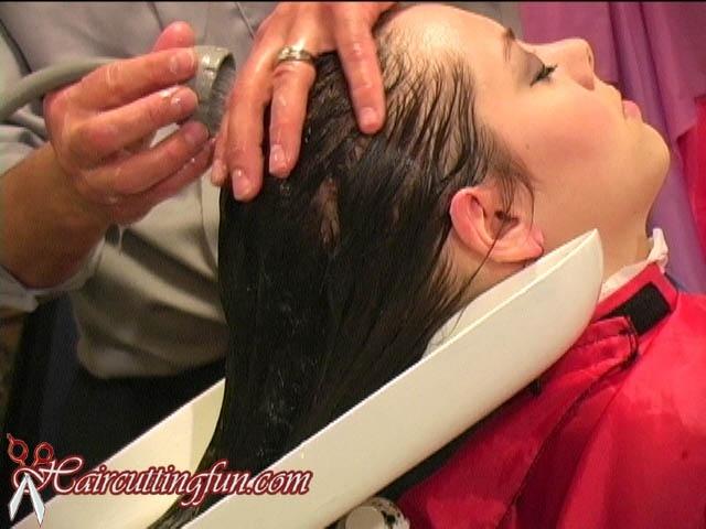 Amanda Love Punky Pixie Haircut VOD - video on demand download