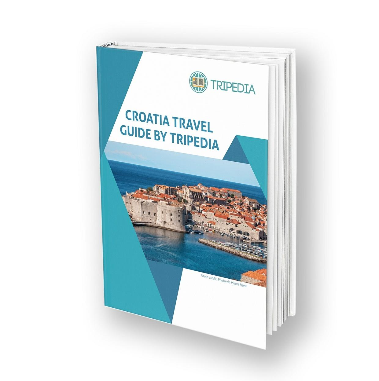 Croatia travel guide by Tripedia