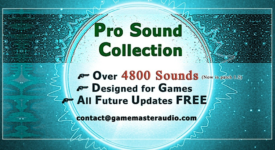 Pro Sound Collection  (24bit/96k)