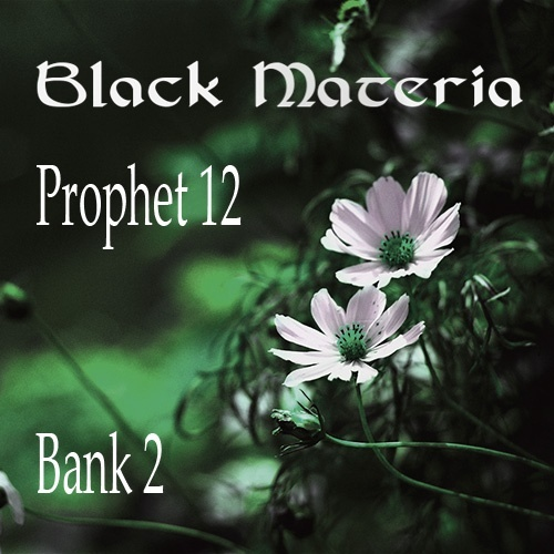 Prophet 12 -Black Materia- Vol2