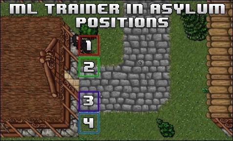 [K] Magic Level - Asylum