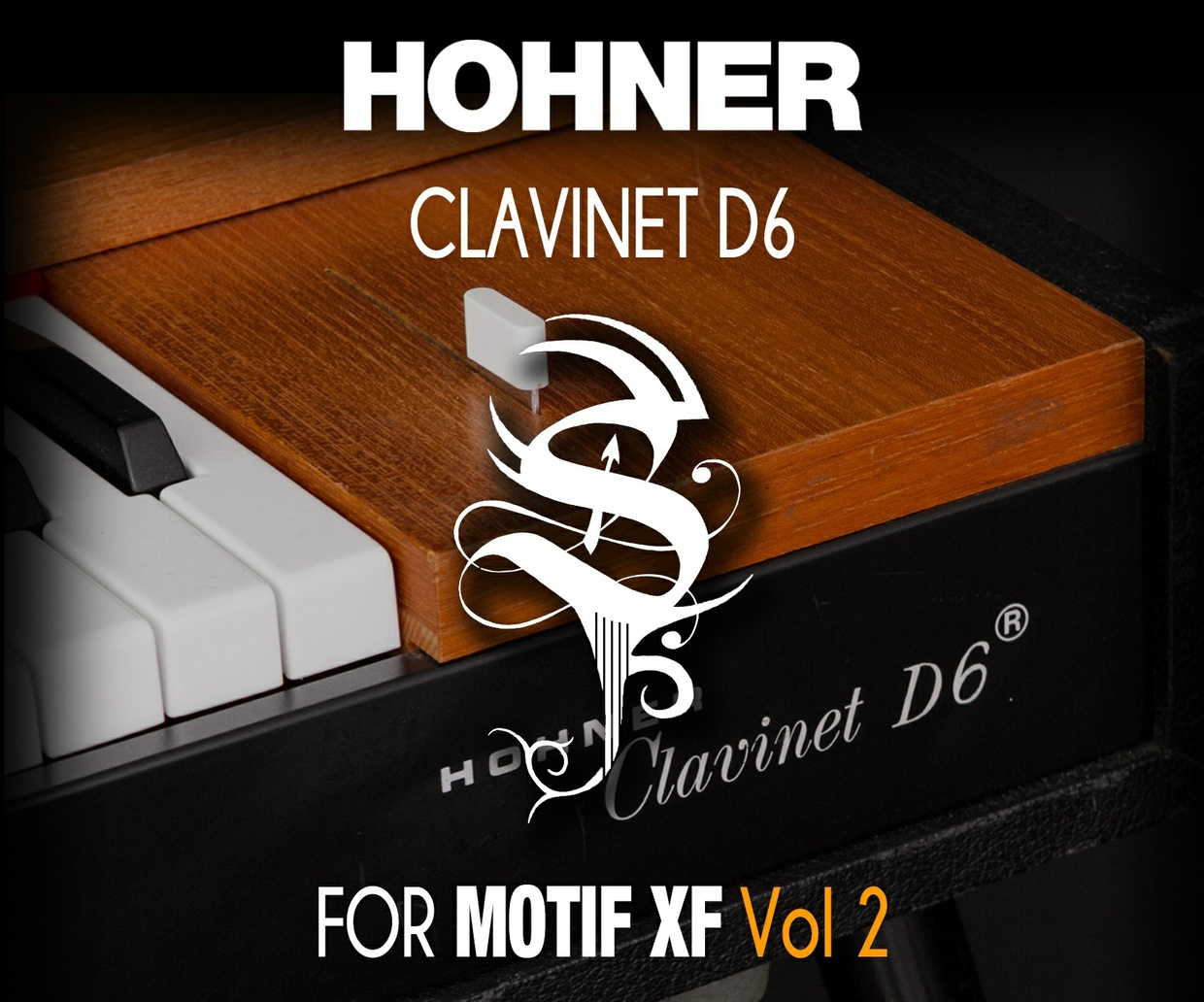 Clavinet D6 for MOTIF XF Vol 2