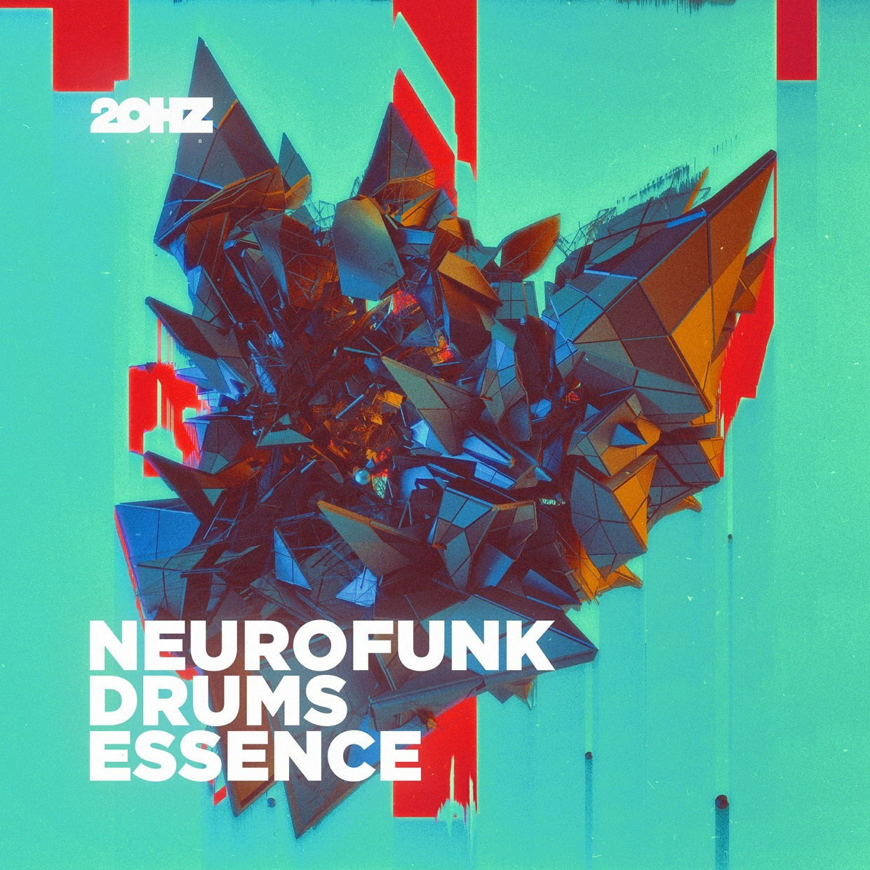 20Hz Sound - Neurofunk Drums Essence Sample Pack
