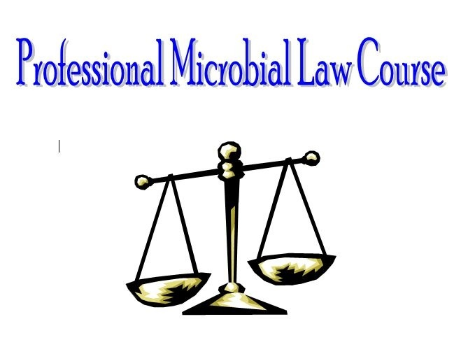 Professional Microbial Law Course