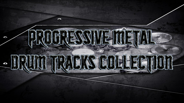 Progressive Metal Drum Tracks Collection - Preset 2.0