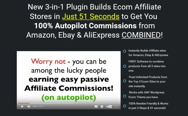 WP Commission Machine - Unlimited Sites
