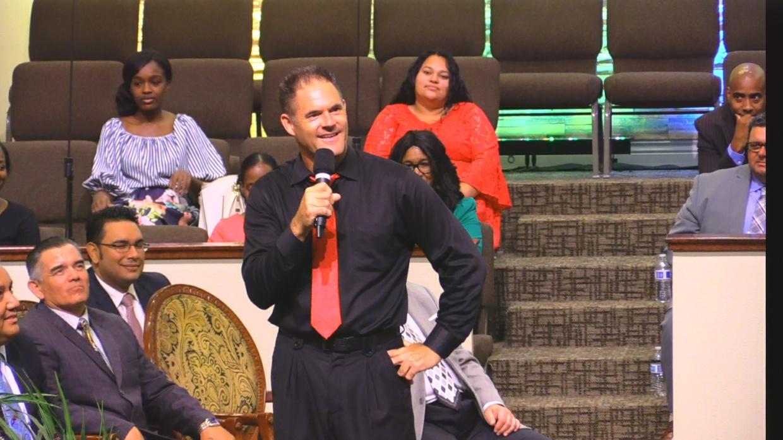 """Rev. Craig Treadwell 07-30-17am """" Manifest In You """" MP4"""