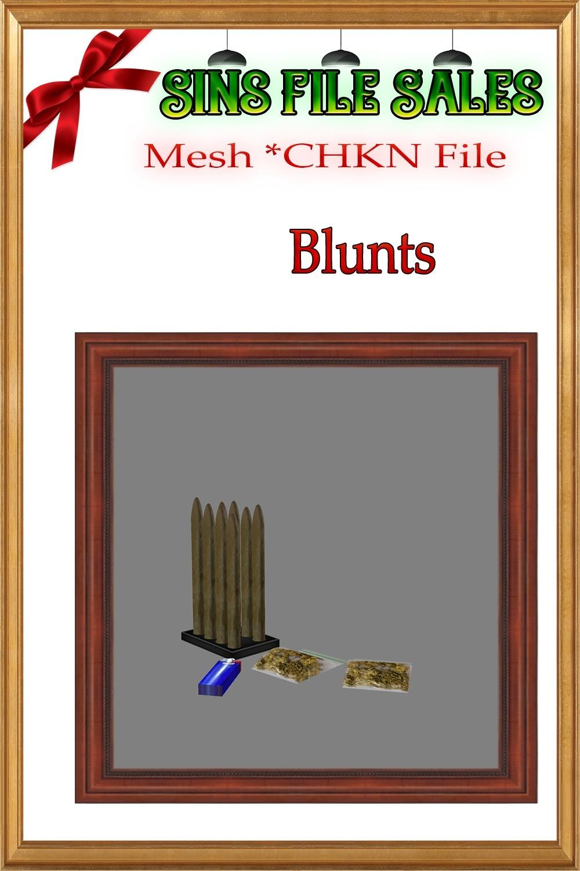 Blunts Mesh *CHKN