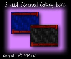 2 Just Screwed Catalog Icons