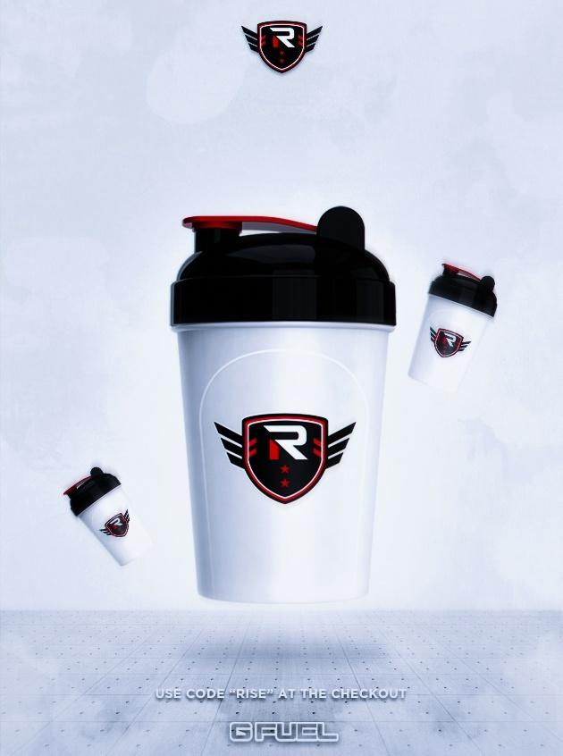 Rise Nation Advertisement PSD