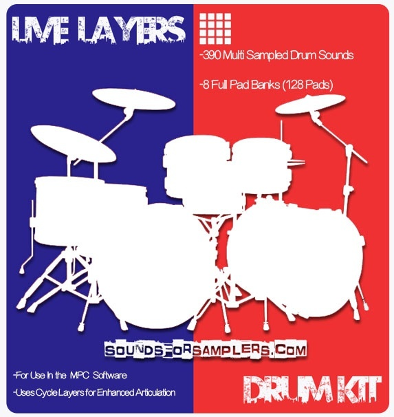 LIVE LAYERS DRUM KIT