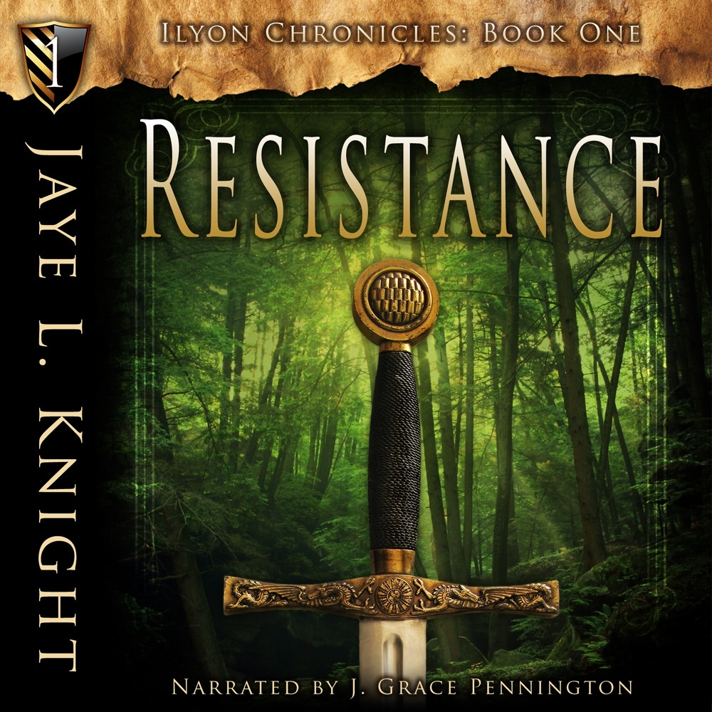 Resistance ( Ilyon Chronicles - Book One) - Unabridged Audiobook