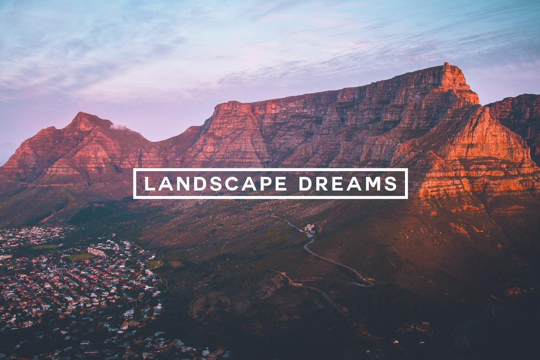 Landscape Dreams - Lightroom Preset Pack