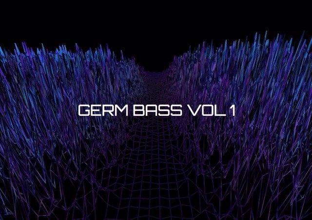 Germ Bass Vol. 1 Sample Pack