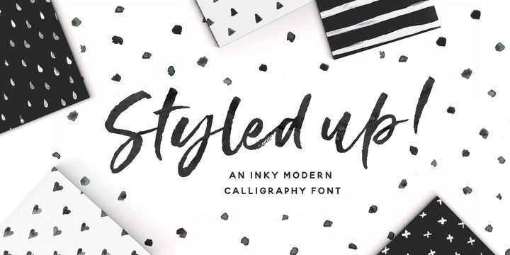 Styled up! | Font Family