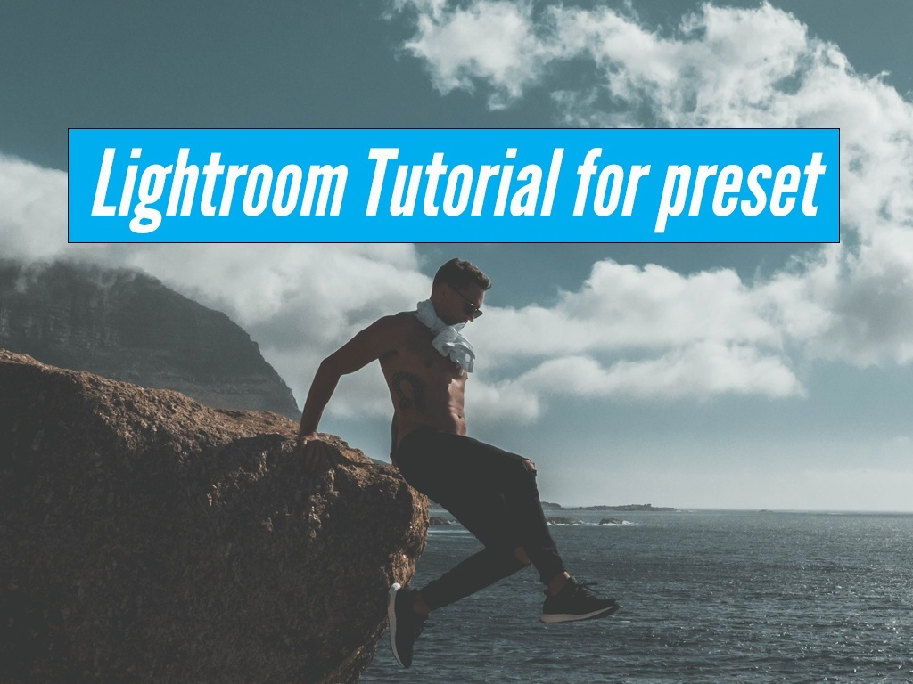 Youtube Tutorial for my presets