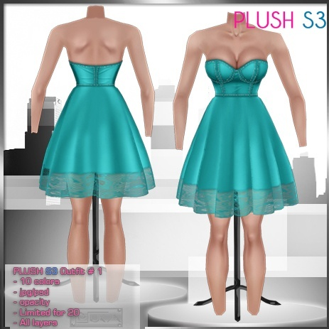 2014 Plush S3 Outfit # 1
