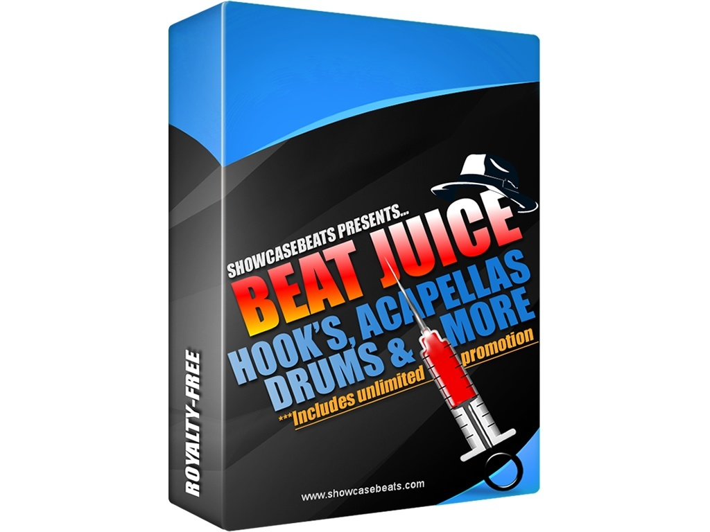 Beat Juice is the best 1 - 2 Punch for your beats period!