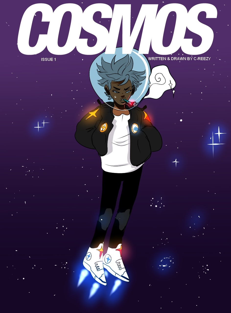 COSMOS ISSUE 1