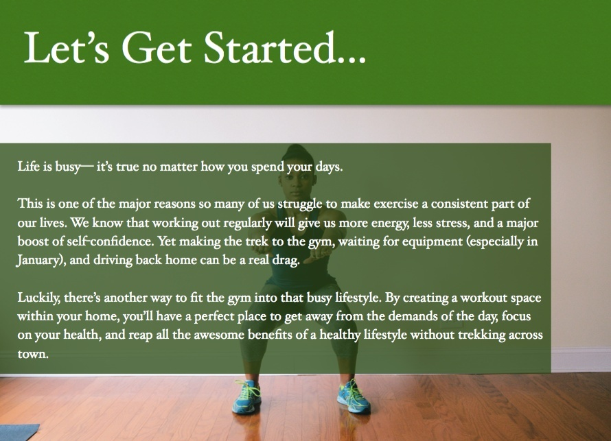 Gym Hooky's Beginner Guide to Home Workouts