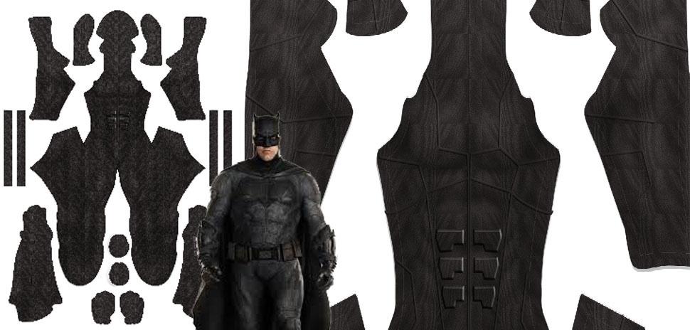 BATMAN JLA no logo