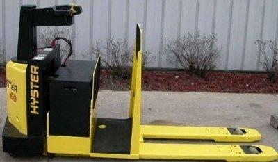 Hyster Pallet Truck B199 Series: B60XT, B80XT, C60XT, C80XT Spare Parts List, EPC