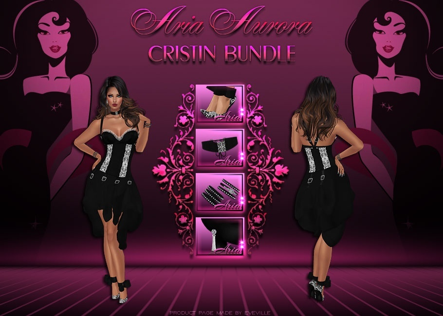 Cristin Bundle,No Resell !!