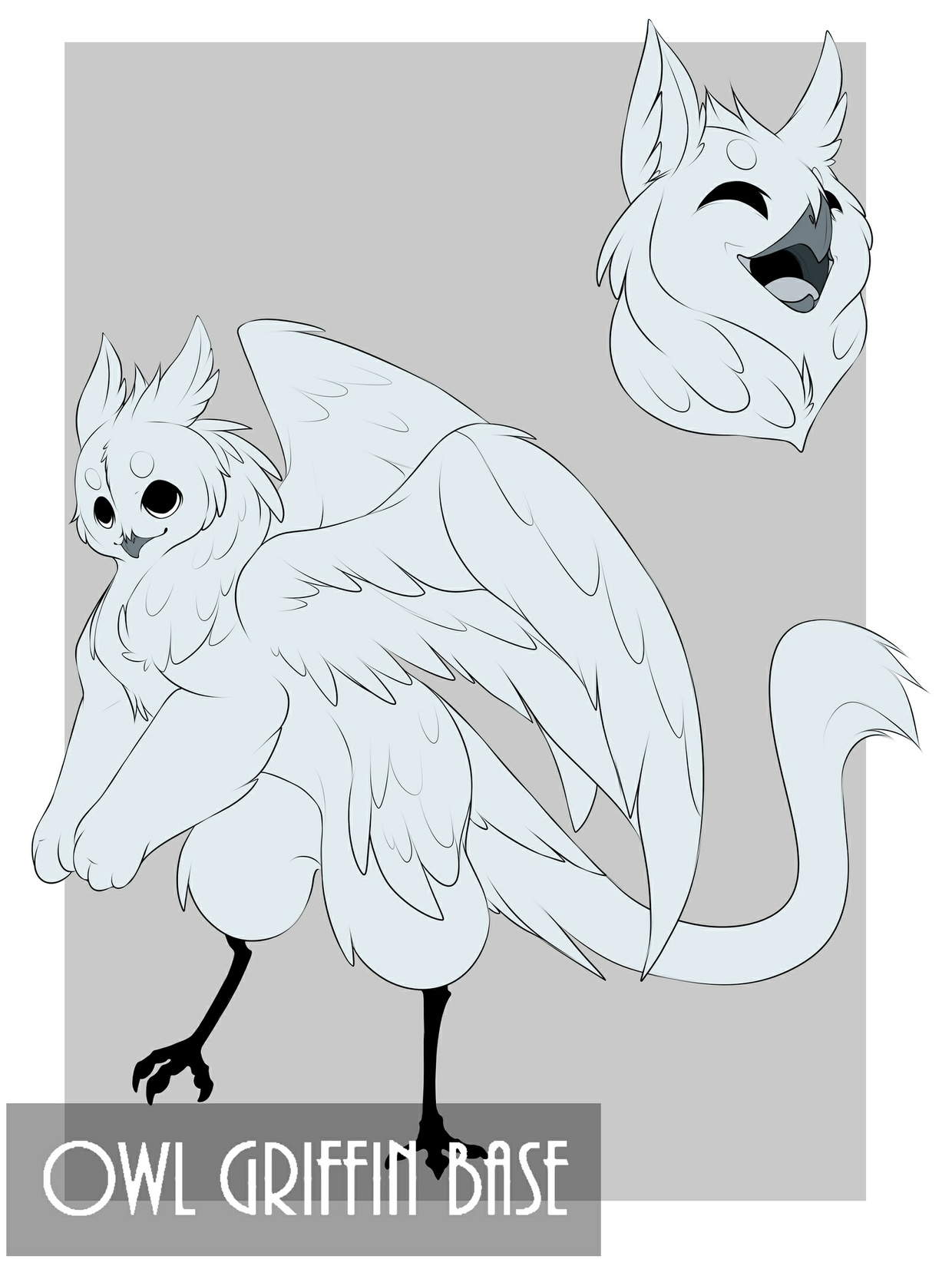 Owl Griffin Base