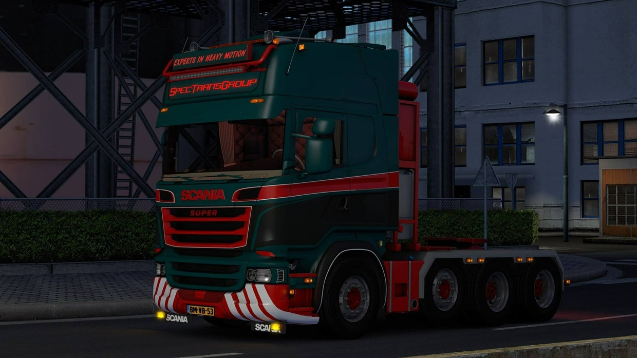 Scania SpecTransGroup