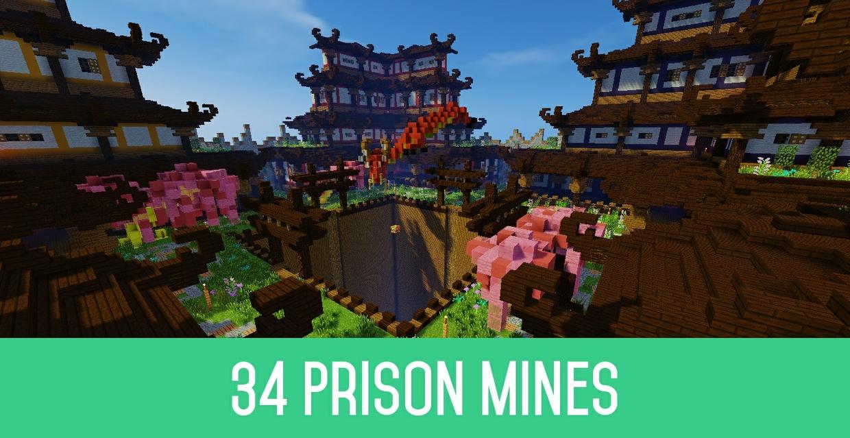 34 Prison Mines