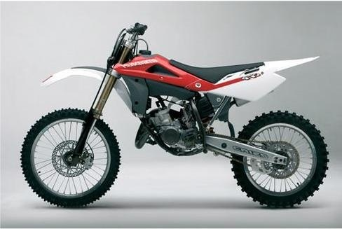 2005 HUSQVARNA CR125, WR125 MOTORCYCLE SERVICE REPAIR MANUAL