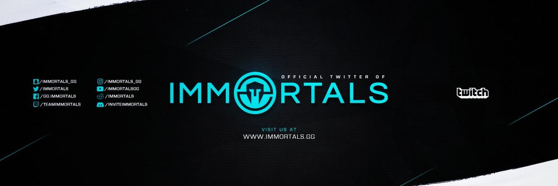 Immortals Header PSD