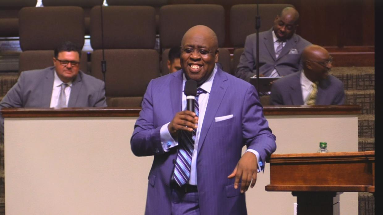 "Pastor Sam Emory 12-10-17am "" Enduring Hardness "" MP4"