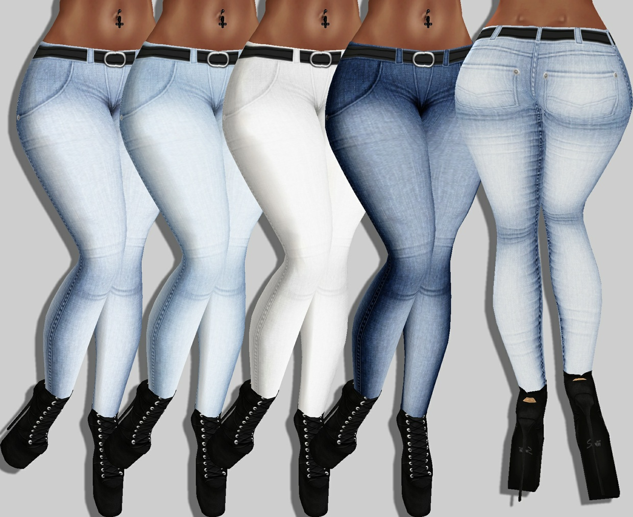 Imvu Sis3d Jeans limited